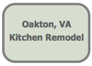 Oakton VA Custom Kitchen Makeover