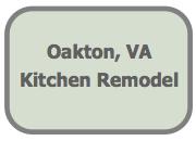 Oakton VA Custom Kitchen Makeover