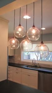 Lighting Fixtures Arlington Kitchen Design