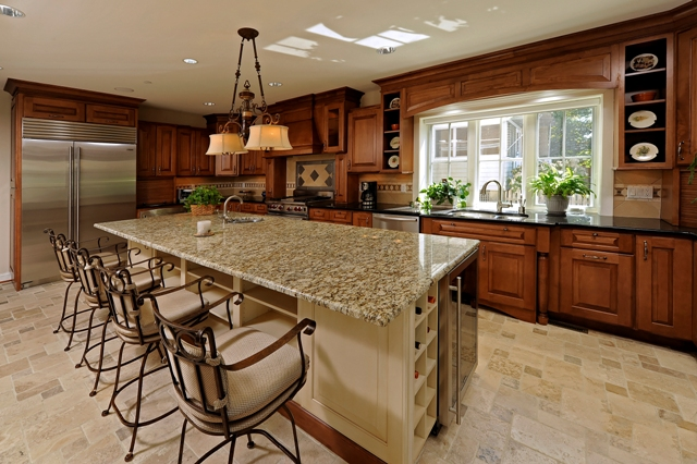 Custom Kitchen design and remodeling services Reston VA