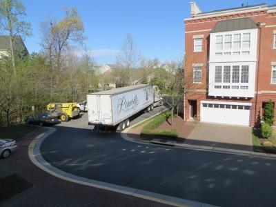 Pennville Custom Cabinetry truck
