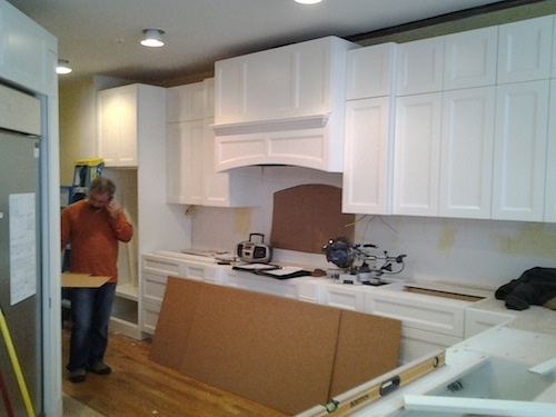 Reston VA kitchen remodeling