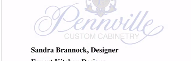 Pennville Custom Cabinetry Video