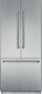 stainless refrigerator