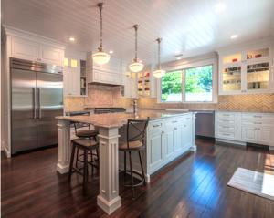North Arlington VA Tudor Kitchen Renovation