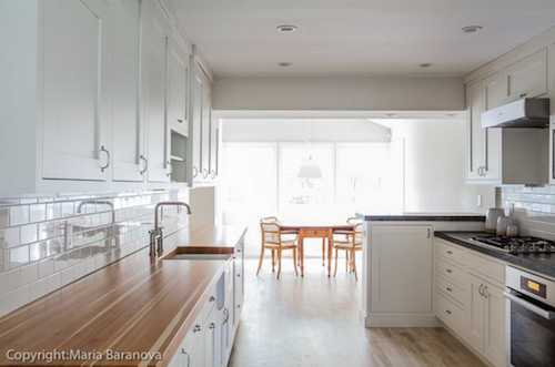 Southhampton Kitchen Renovation - Design by Sandra Brannock, Expert Kitchen Designs