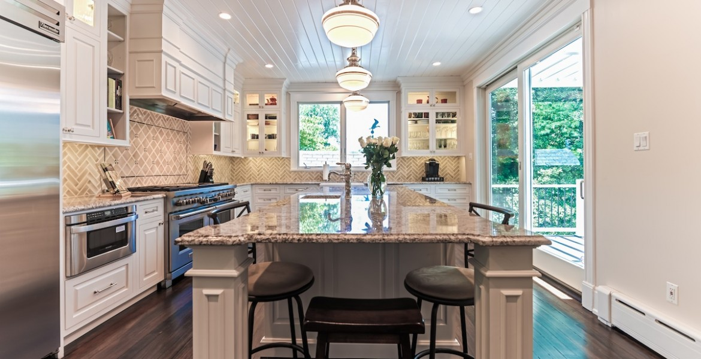 Custom kitchen design virginia kitchen remodeling va md for Kitchen remodeling arlington va