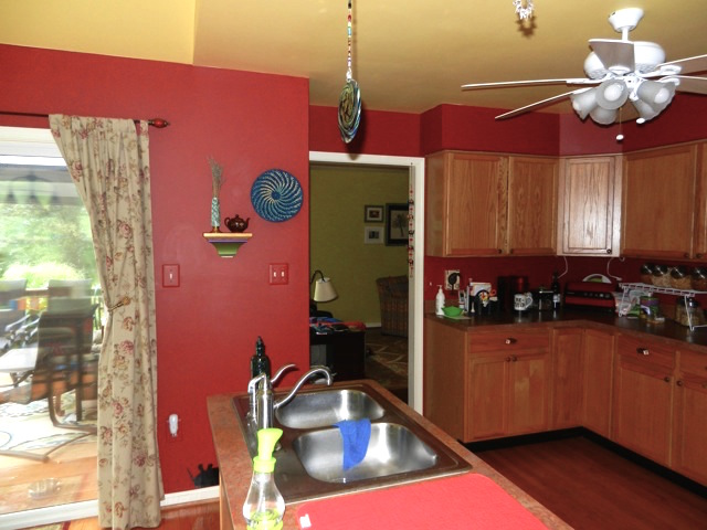Amissville VA Kitchen Before Remodeling