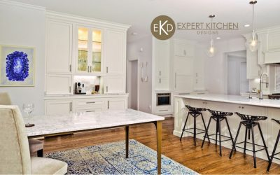Kitchen Design and Remodeling in Great Falls VA – Kitchen/Mudroom/Powder Room Remodel