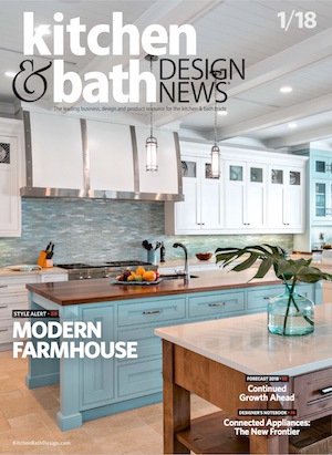 Kitchen and Bath Design News January 2018
